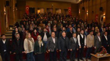 """""""Ümmetin Sorumluluğu Kudüs"""" konferansına büyük ilgi"""