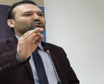 """Nurettin Çelik """"Karaosmanoğlu'nun veda toplantısı"""""""