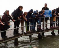 Bilgievi öğrencileri 1 Mart Vapur Faciasını unutmadı