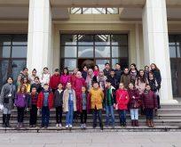 Bilgi Evi öğrencilerinden Müze Ziyareti