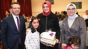 Aile ve Sosyal Politikalar Bakanı, Çocuk Evleri Sitesini ziyaret etti.