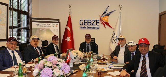 KSO Şubat Meclisi GTÜ'de yapıldı