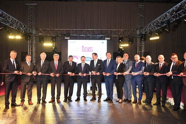 4. İDEV'18 Doğu Marmara İdeal Ev, Evlilik ve Konut Fuarı Açıldı.