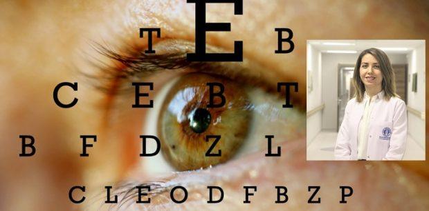 Gözlerinizden Gelen Uyarıları Hafife Almayın!
