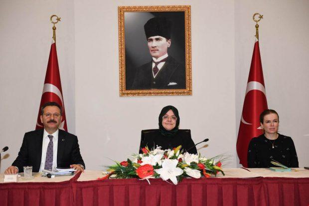 Bakan Selçuk Başkanlığında  Kocaeli il Koordinasyon Toplantısı