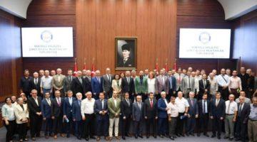 11. Muhtarlar toplantısı İzmit'te Yapıldı