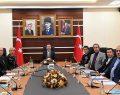 Haftalık İl Güvenlik ve Asayiş Koordinasyon toplantısı yapıldı.