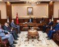 BBP İl Başkanından Vali Aksoy'a Ziyaret