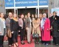 Hülya Aksoy,Kadın Sağlığı Projesinde kadınlarla bir araya geldi