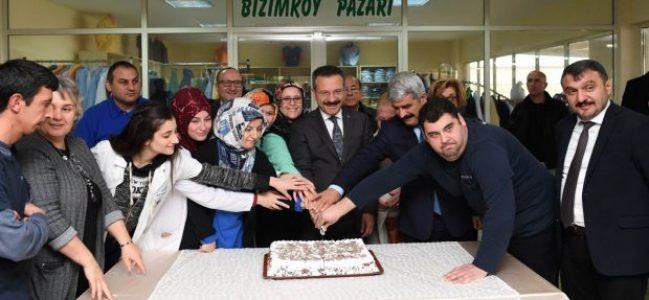 Vali Aksoy 'Bizimköy' de