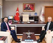 Aksoy'dan Gebze Başsavcısı Kuruçay'a Ziyaret