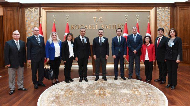 """""""Kocaeli Turizm Açısından Çok Önemli Potansiyellere Sahip"""""""