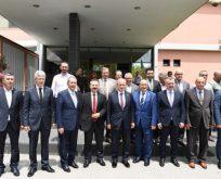 Bakan Turhan KSO Meclis Toplantısında