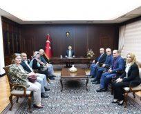 İYİ Parti Çayırova'dan Vali Aksoy'a Ziyaret