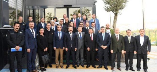 Muhtarlar Toplantısı Çayırova'da Yapıldı