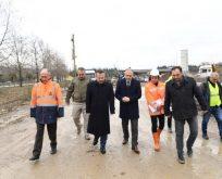 Vali Aksoy, Yetkililerden Bilgi Aldı