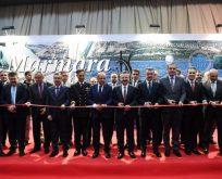 Deniz Araçları ve Ekipmanları Fuarı Açıldı