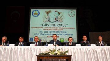 Eğitim Öğretim Yılı İkinci Dönem Değerlendirme Toplantısı Yapıldı