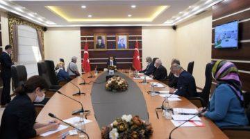 Vali Yavuz Vatandaşları Dinledi