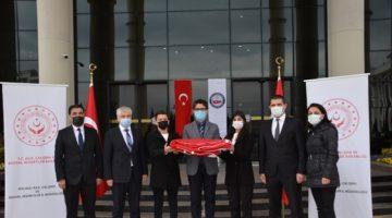 """""""Anadolu Gönül Yolu 81 Genç 81 Bayrak"""""""