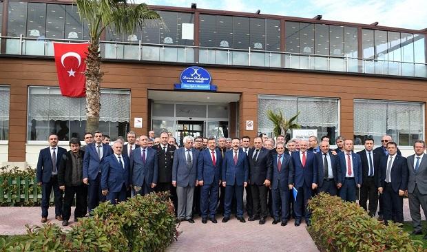 7. Muhtarlar toplantısı Darıca'da yapıldı.