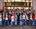 """Patnos'tan Öğrenciler """"Biz Anadoluyuz""""projesi kapsamında ilimizde"""