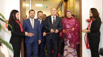 BM Teknoloji Bankası Açılış Töreni Yapıldı