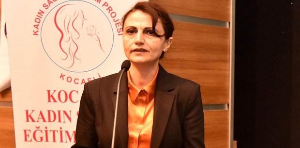 """""""Kocaeli Kadın Sağlığı Eğitim Projesi"""" toplantısı Gebze'de"""