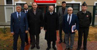 Gündoğdu Geri Gönderme Merkezi 250 mülteciyi ağırlayacak