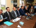 Başbakan Yardımcısı Işık, Vali Aksoy'la Kandıra'da
