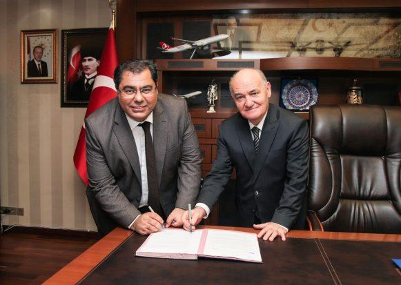 GTÜ ve THK  iş birliği protokolü imzaladı
