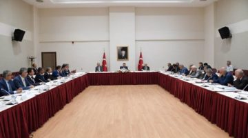 Yeni Eğitim Yılı Değerlendirme Toplantısı