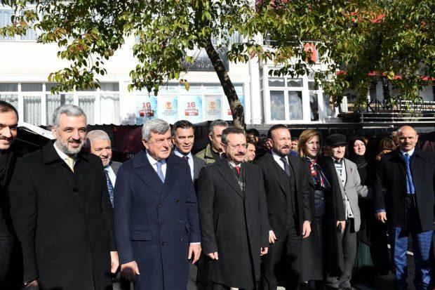 16 Ocak İzmit Medya Evi Açıldı