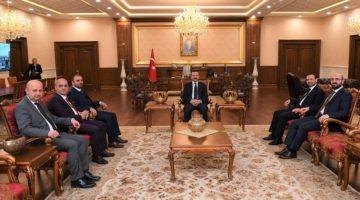 İl Başkanlarından Aylık Toplantılara Devam