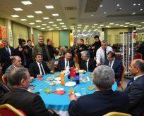 Vali Aksoy'un katılımıyla 'Kaz Gecesi'