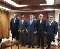 GTÜ'den İran Üniversiteleri ile İşbirliği