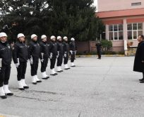 Emniyet Müdürü Denizci,Vali Aksoy'u Ağırladı