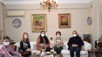 Yavuz Çifti Şehit Yakınları ile Gazilerimizi Ziyaret Etti
