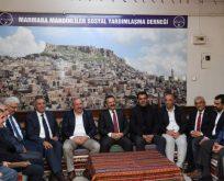 Vali Aksoy,Marmara Mardinlilere Konuk Oldu