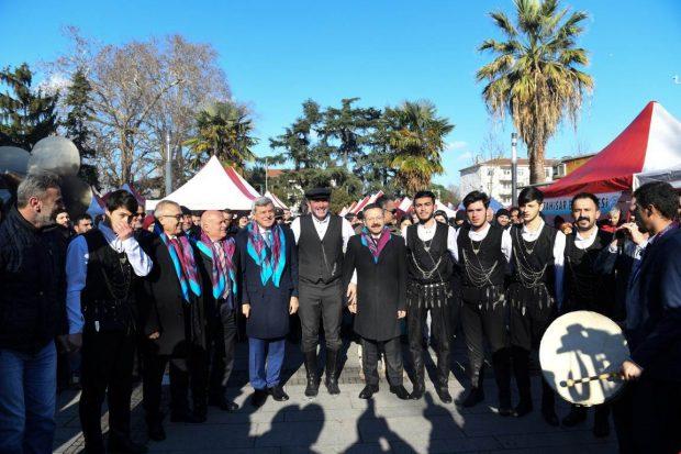 Gölcük Hamsi Festivali Başladı