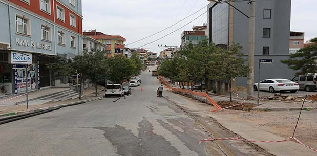 Çayırova'da Prestijli Caddeler Artıyor