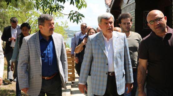 Şükrü Karabacak, tesisler yaz aylarına yetişecek