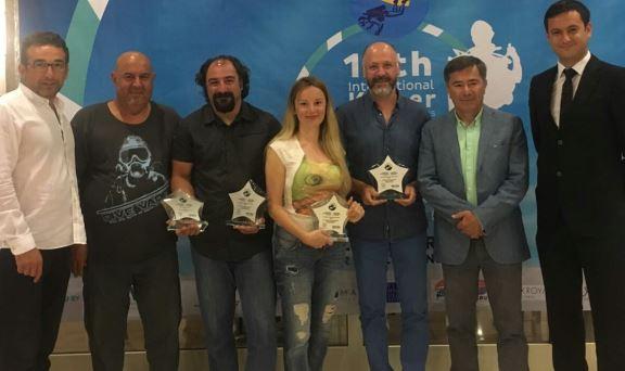 Kocaeli'ye 6 Uluslararası Ödül