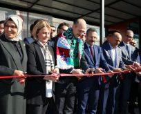 Trabzonluların Yeni Binasını Bakan Soylu Açtı