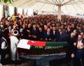 Karacan,son yolculuğuna uğurlandı