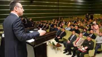 4. Muhtarlar toplantısı Gebze'de yapıldı.