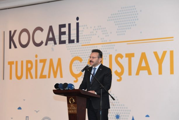 """""""Kocaeli Turizm Çalıştayı"""" Başladı"""