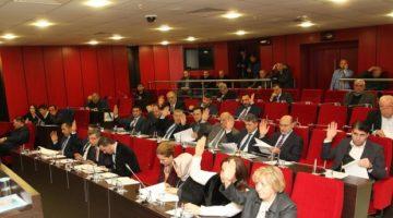 Gebze'de Şubat Meclisinde 19 madde görüşüldü.