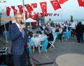 Köşker Şehit ve Gazi Ailelerini Ağırladı