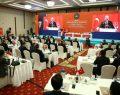 Vali Aksoy Seçim Güvenlik Toplantısında